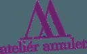Ateliér Amulet Logo
