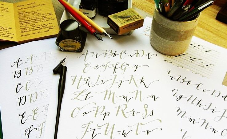 Moderná kaligrafia